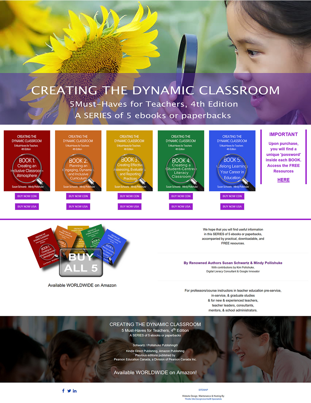 Creating the Dynamic Classroom