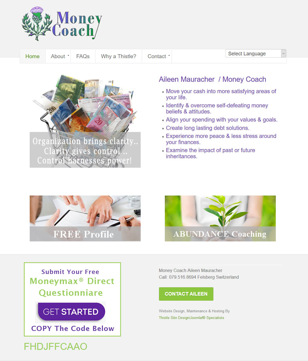 Money Coach Switzerland